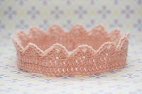 Princess crown #crochet #free #pattern