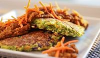 Broccoli Fritters #paleo