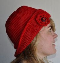 1920's style cloche..free pattern crochet central