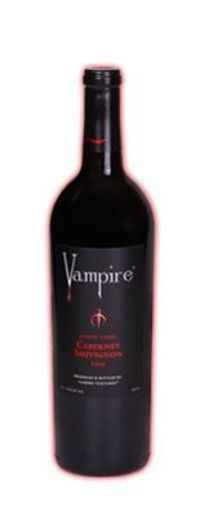 Vampire Vineyards - wine for any macabre event