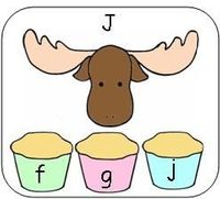 if you give a moose a muffin ideas