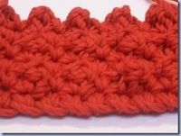 Crochet Cobble Stitch