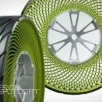 Design Spotlight: The Airless Tire