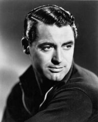 """Cary Grant """"He looks into your eyes, not into your forehead or your hair, as some people do. He can make love to me on the screen when he's ninety."""" ~Doris Day"""