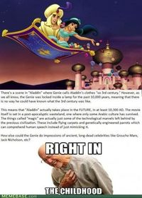 internet memes - Right in the Agrabah