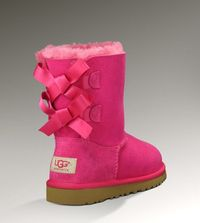 Adorable Ugg boots for baby girl