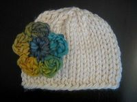 cute easy hat pattern (C)