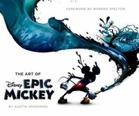 The Art of Disney Epic Mickey...this looks cool
