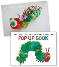The Very Hungry Caterpillar free pattern