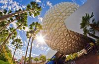 Epcot at WDW