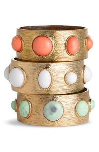 bangles in all the right colors.
