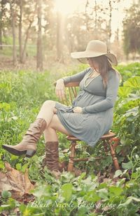 Blair Nicole Photography - Lovely maternity session #