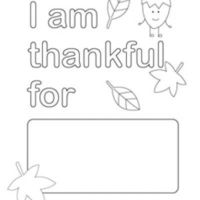 Coloring Thankful Quotes - Doodle Art Alley | 200x200