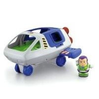 Fisher-Price Little People Disney's Toy Story Buzz Lightyear Space Ship