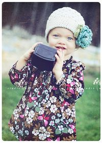 i love this picture of my niece by studio williams photography. columbus, ohio.
