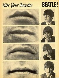 Kiss Your Favorite Beatle!