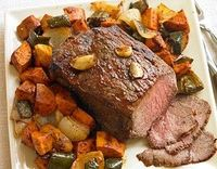 Biggest Loser Recipes: Easy-Breezy BBQ Pot Roast Dinner