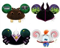 Disney Ear Hat Conceptions