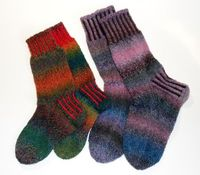 Corduroy Roads Socks