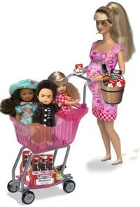 Get your kids started right with this doll set