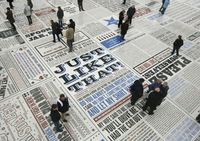 The Comedy Carpet