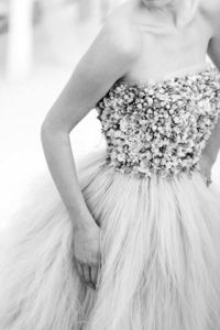 Ball gown.
