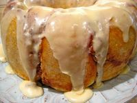 Pull Apart Cinnamon Bread ~The Beehive Cottage