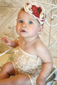 Jumper Ivory Petti Romper by DemiBlairCouture on Etsy, $22.00