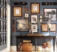 Gallery Wall Wall Color