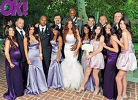 purple bridesmaid dresses luv the different syles and color