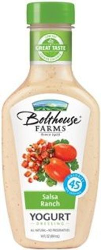 Our Products « Dressings « Yogurt Dressings « Bolthouse Farms