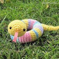 Willy-Nilly Silly Snake!