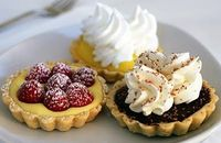 A Trio of Tartlets from Tish Boyle