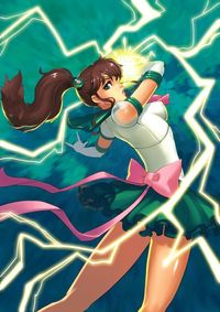 Sailor Jupiter by yukiusagi1983.dev...