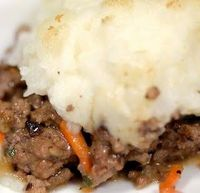 Healing Cuisine: One Pot Wonders: Shepherd's Pie