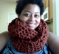 The Updated Autumn Cowl