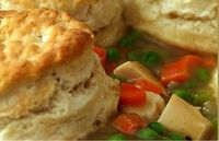 Holiday...with Matthew Mead: Chicken pot pie