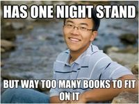 Has one night stand