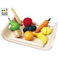 wooden food for play kitchen