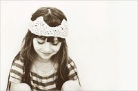 knit crown and sweet photo