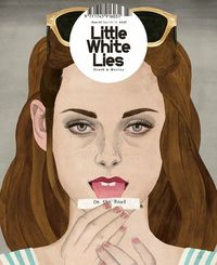 Little White Lies Kristen Stewart On the Road cover by Paul X. Johnson