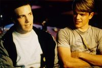 "Affleck and Damon in 1997's ""Good Will Hunting."" (Miramax Films)"