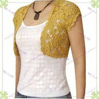Posts Similar To Crochet Bolero Free Pattern Juxtapost