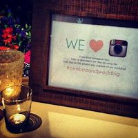 We WILL have an instagram hashtag :)