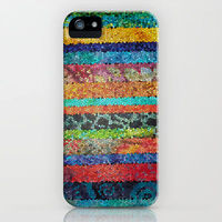 Jewels of the Nile iphone case design by Catherine Holcombe