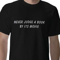 books not movies