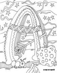 Alphabet Coloring Pages...and so many more...