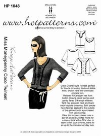 Miss Moneypenny twin set $15.45
