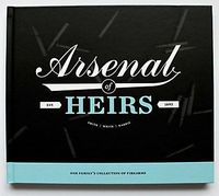 Arsenal of Heirs book