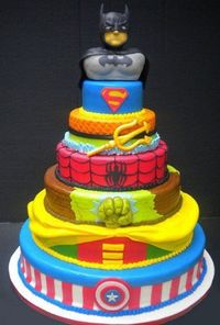 Now THIS is an epic birthday cake.